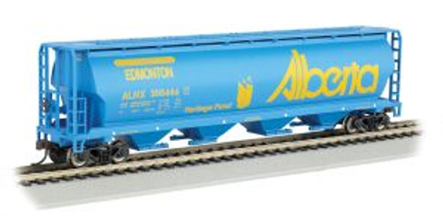 Bachmann Trains 19138 HO Scale 4-Bay Cyl.Hopper Alberta/Edmonton