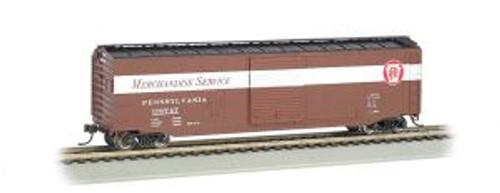 Bachmann 19411 HO Scale 50' Boxcar PRR Merchandise Service
