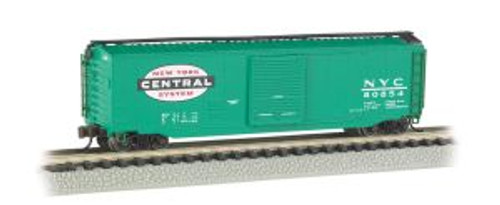Bachmann Trains 19452 N Scale 50' Boxcar New York Central
