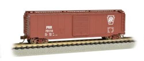 Bachmann Trains 19459 N Scale 50' Boxcar Pennsylvania RR