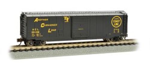 Bachmann Trains 19458 N Scale 50' Boxcar ACL Set