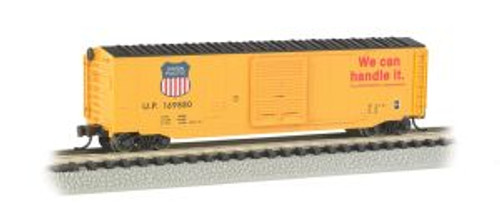 Bachmann Trains 19455 N Scale 50' Boxcar Union Pacific