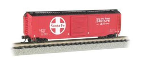 Bachmann Trains 19454 N Scale 50' Boxcar SF Sets