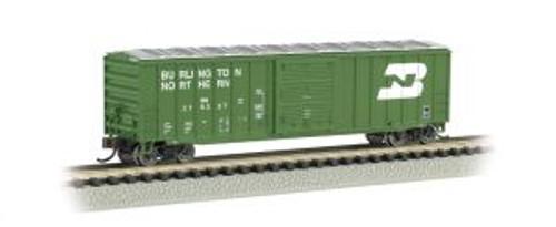 Bachmann Trains 19656 N Scale 50' Boxcar BN