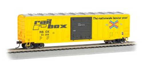 Bachmann Trains 19610 HO Scale 50' Boxcar Railbox #44049