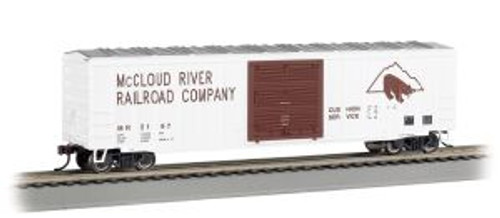 Bachmann Trains 19602 HO Scale 50' Boxcar McCloud River