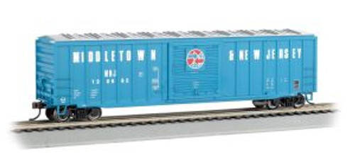 Bachmann 19603 HO Scale Boxcar Middletown & New Jersey