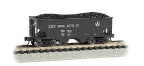 Bachmann Trains 19553 N Scale 55t 2-Bay Hopper B&O