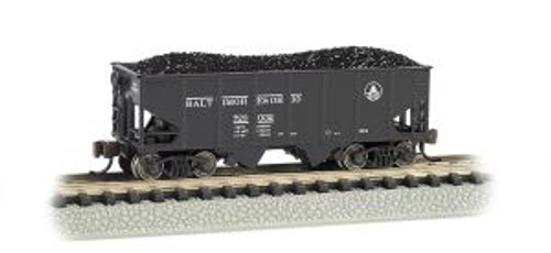 Bachmann Trains 19553 N Scale 55t 2-Bay Hopper B&O