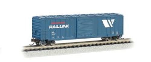 Bachmann Trains 19657 N Scale 50' Boxcar Montana Rail Link