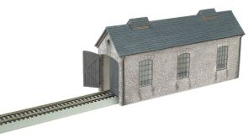 Bachmann Trains 35905 HO Scale TTT Engine Shed