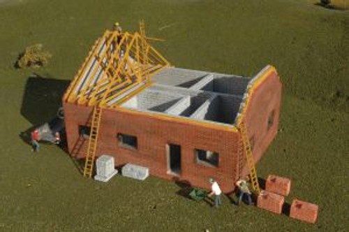 Bachmann Trains 35105 HO Scale Residential Building Site