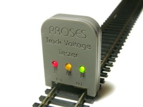 Bachmann Trains 39012 HO Scale Track Voltage Tester
