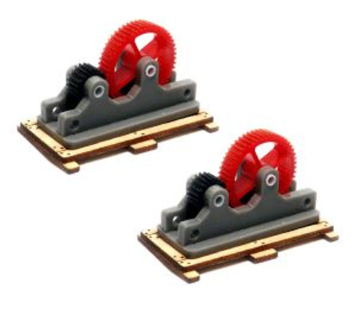 Bachmann Trains 39106 HO Scale Machinery Parts Load/2pk