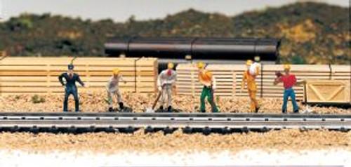 Bachmann Trains 42341 HO Scale People Train Work Crew