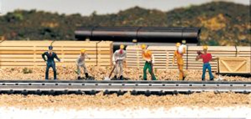 Bachmann Trains 42341 HO Scale People Train Work Crew