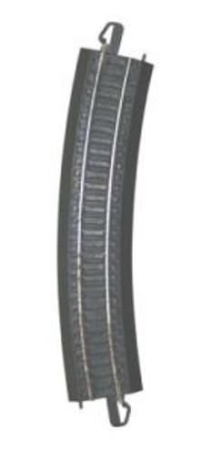 Bachmann 44483 HO Scale EZ Track Steel 22R Bulk/50pc