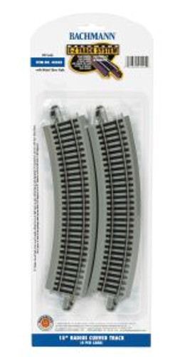 Bachmann Trains 44505 HO Scale EZ Track NS 15R/4cd