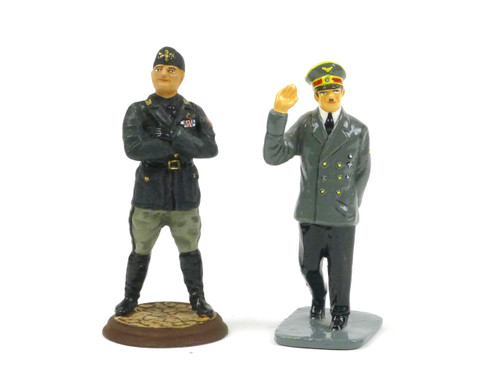 Mundiart, Lineol, King & Country Glossy Toy Soldier Pair