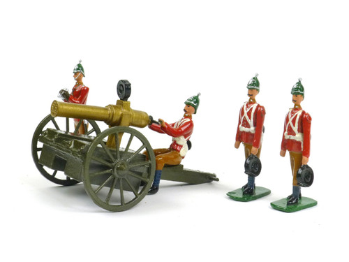 Marktime Heliographic Set Yeomanry Cannon and Machine gun crews