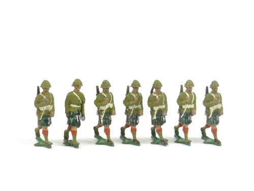 Authenticast Scottish Infantry Marching