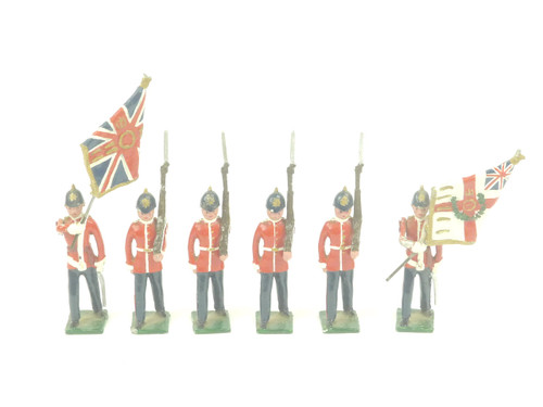 Blenheim Toy Soldiers British Line Infantry