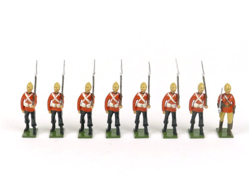 Bastion Toy Soldiers Royal Scots Guard Egypt