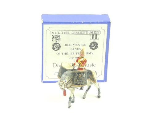 AQM Toy Soldiers TB41 2nd Dragoon Kettledrummer