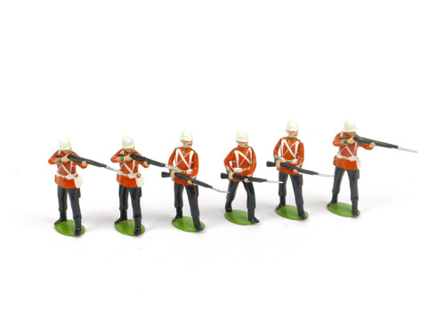 Imperial Toy Soldiers Brave Defenders of Roarkes Drift