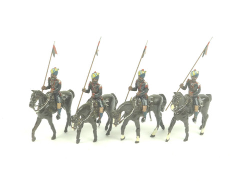 AQM Toy Soldiers TB164A 13th Duke of Connaught's Lancers