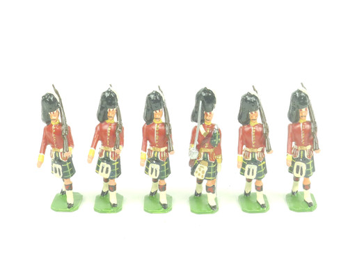 Ducal Toy Soldiers 187A Gordon Highlanders
