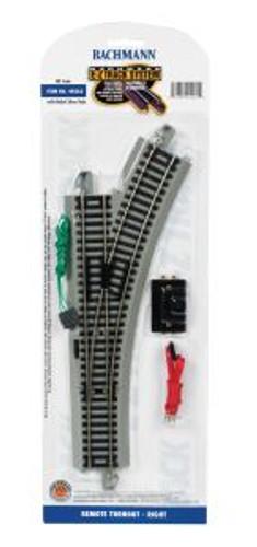 Bachmann Trains 44562 HO Scale EZ Track NS RH Switch/1cd