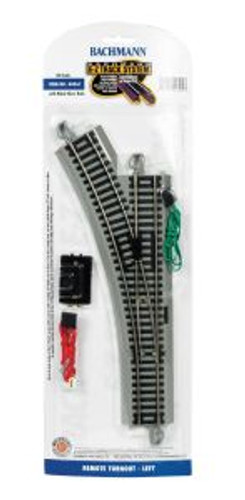 Bachmann Trains 44561 HO Scale EZ Track NS LH Switch/1cd