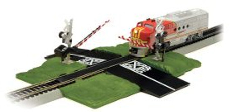 Bachmann Trains 44579 HO Scale EZ Track Crossing Gate