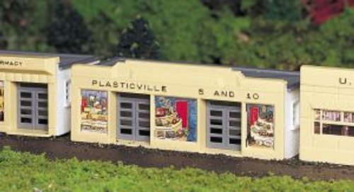 Bachmann Trains 45142 HO Scale Building 5 & 10 Store