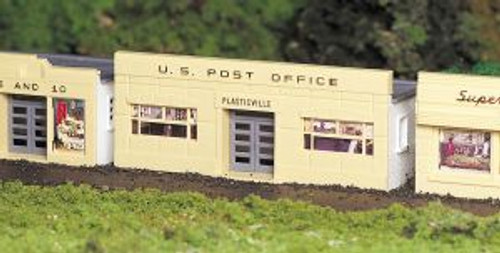 Bachmann trains 45144 HO Scale Building Post Office