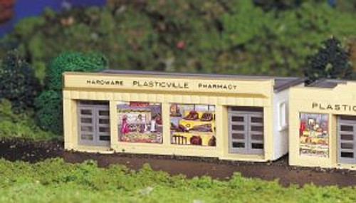 Bachmann Trains 45143 HO Scale Building Hardware Store