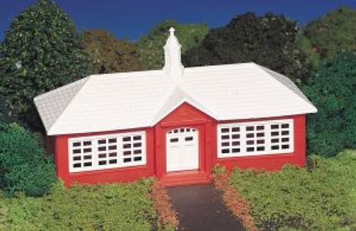 Bachmann Trains 45133 HO Scale Building School House