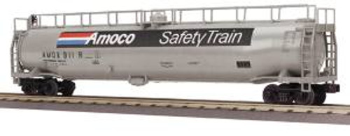 MTH Trains 30-73454 O Gauge Amoco 33000g Tank Car