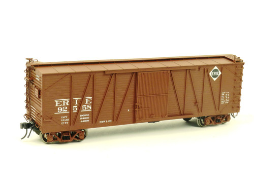 Atlas O Steam Era Classics 3004101-3 Erie USRA Single Sheathed Box Car 2 Rail