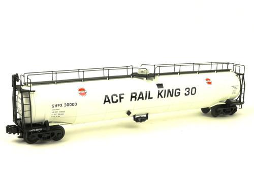 Atlas Big O Rolling Stock 6408-2 ACF Demonstrator #2 33,000 Gallon Tank Car 3 Rail