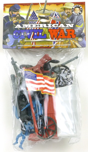 Billy V IMX44015 Toys American Civil War Cavalry Set