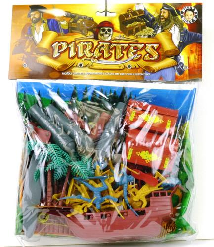 Billy V Toys IMX43002 Large Pirate Set