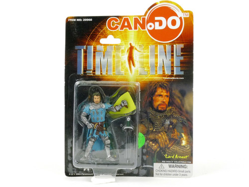 Dragon Models 20060 Lord Arnaut Action Figure - 2003 Michael Crichton's Timeline Movie Series