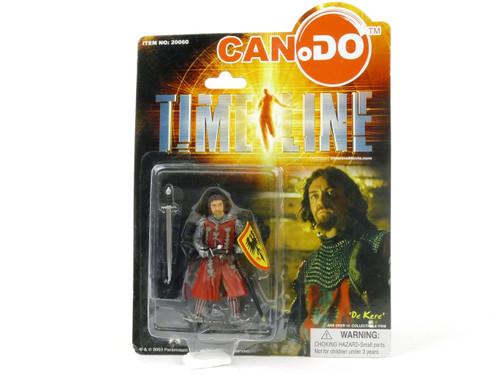Dragon Models 20060 De Kere Action Figure - 2003 Michael Crichton's Timeline Movie Series
