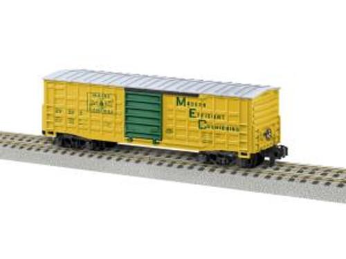 American Flyer Trains 6-44085 Waffle-Side Boxcar MEC #29225