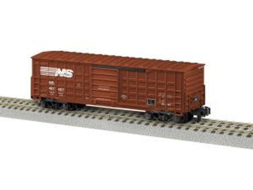American Flyer Trains 6-44081 Waffle-Side Boxcar NS #407407