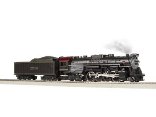 American Flyer Trains FlyerChief SOU #2716 4-8-4 Steam Loco w/Bluetooth