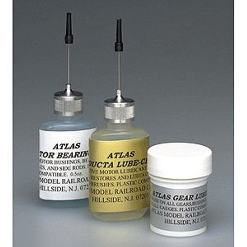Atlas Trains 192 HO Scale Conducta Lube Cleaner/.5 oz