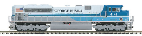 MTH 80-2396-1 George W Bush 41 SD70Ace Ho Scale Diesel Engine with Proto-Sound 3.0